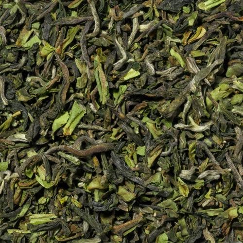 Darjeeling green aus Nordindien
