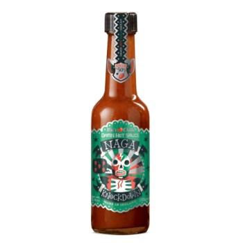 Naga Ghost Chili Sauce