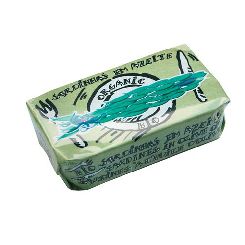 Sardinen in Olivenöl BIO