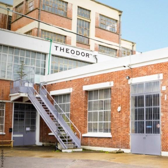 Theodor Paris Fabrik