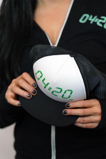 0420 Inc. Foam Trucker Snapback Hat