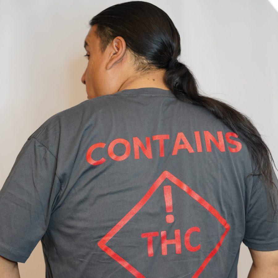 Men's Contains THC T-Shirt