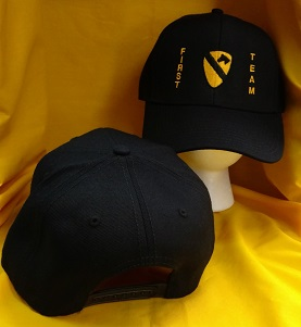 f04fec0021863 1st Cavalry Division First Team Cap