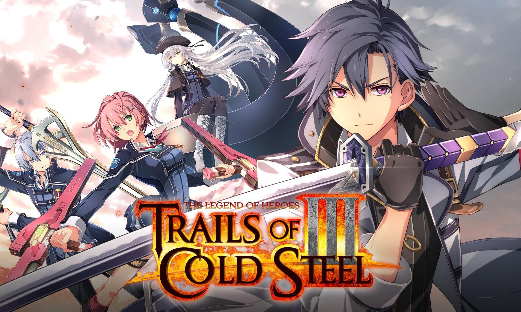 英雄傳說:閃之軌跡3正版購買_The Legend of Heroes: Trails of Cold Steel IIIPC正版激活碼_3DM遊戲商城