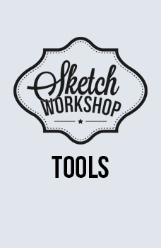 Sketch Workshop Drawing Tools