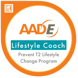 AADE Lifestyle Coach - Prevent T2 Lifestyle Change Program