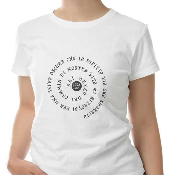 "T-shirt ""Girone Dantesco"" Donna"