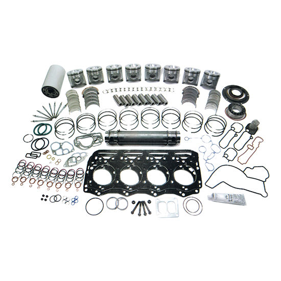 Cummins 6B, 6BT, 6BTA, 5.9L Overhaul Kit W/ Fractured Rods