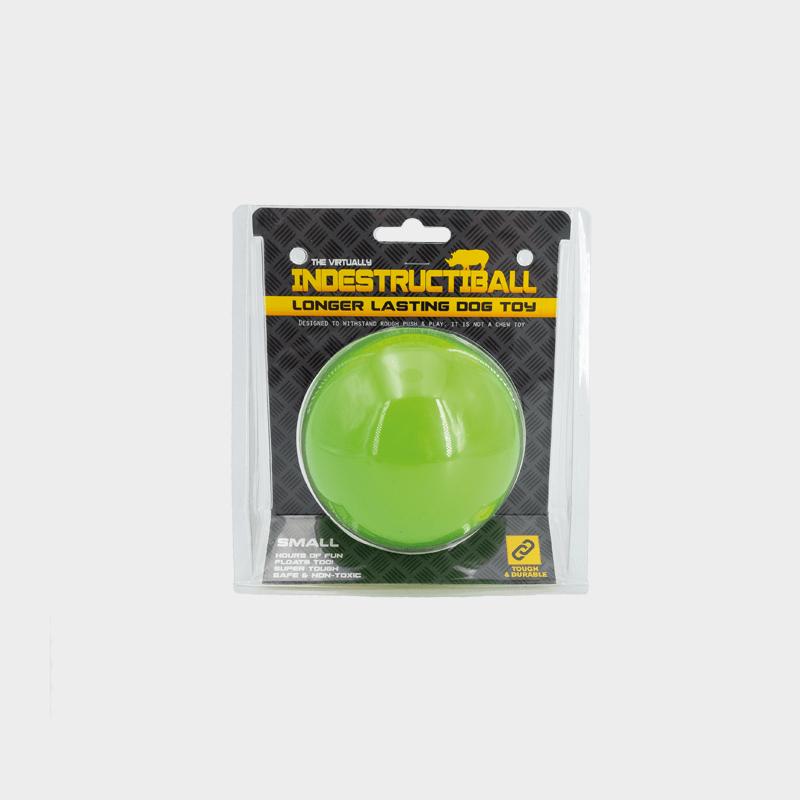 Indestructiball von Happy Pet – kleine, grüne Variante
