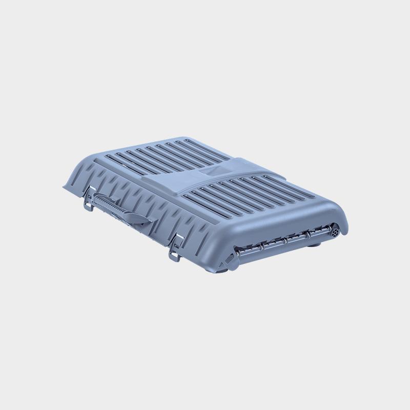 Faltbare Transportbox Toby in Blau von Rotho MyPet
