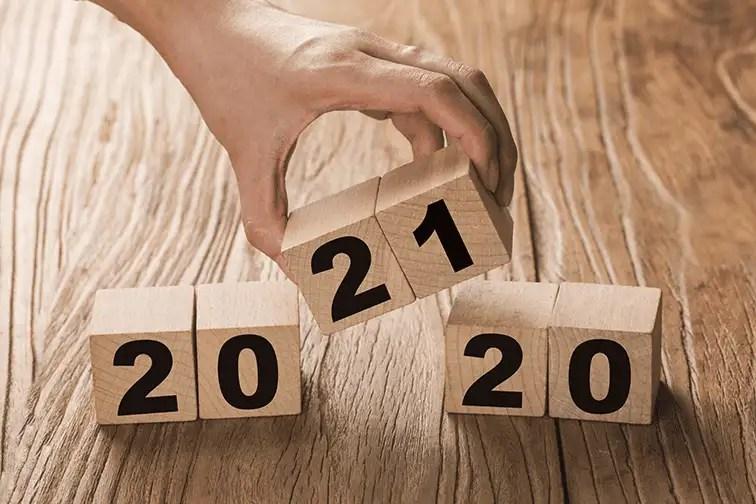 2020 war ein schweres Jahr, 2021 ist der Neustart
