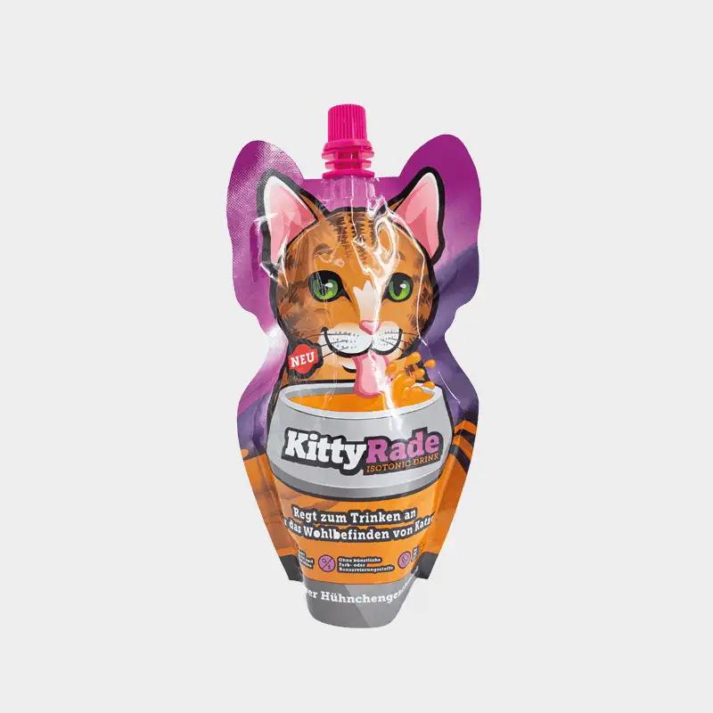 Einzelne Tube von KittyRade 250 ml von Tonisity