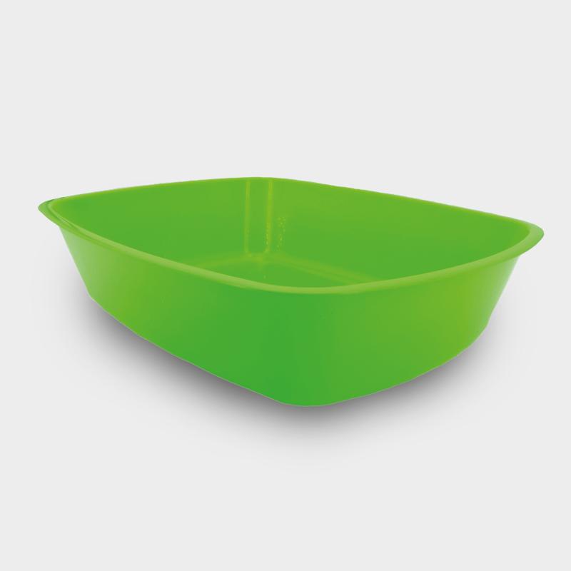 Grüne Katzentoilette von Mecanhor
