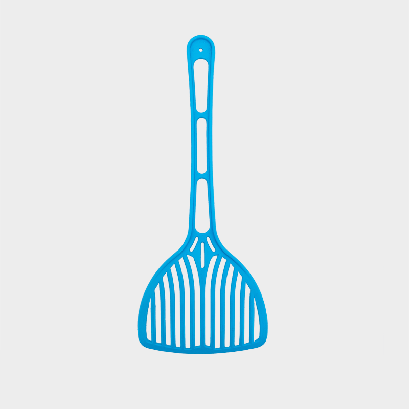 Blue small shovel from Mecanhor