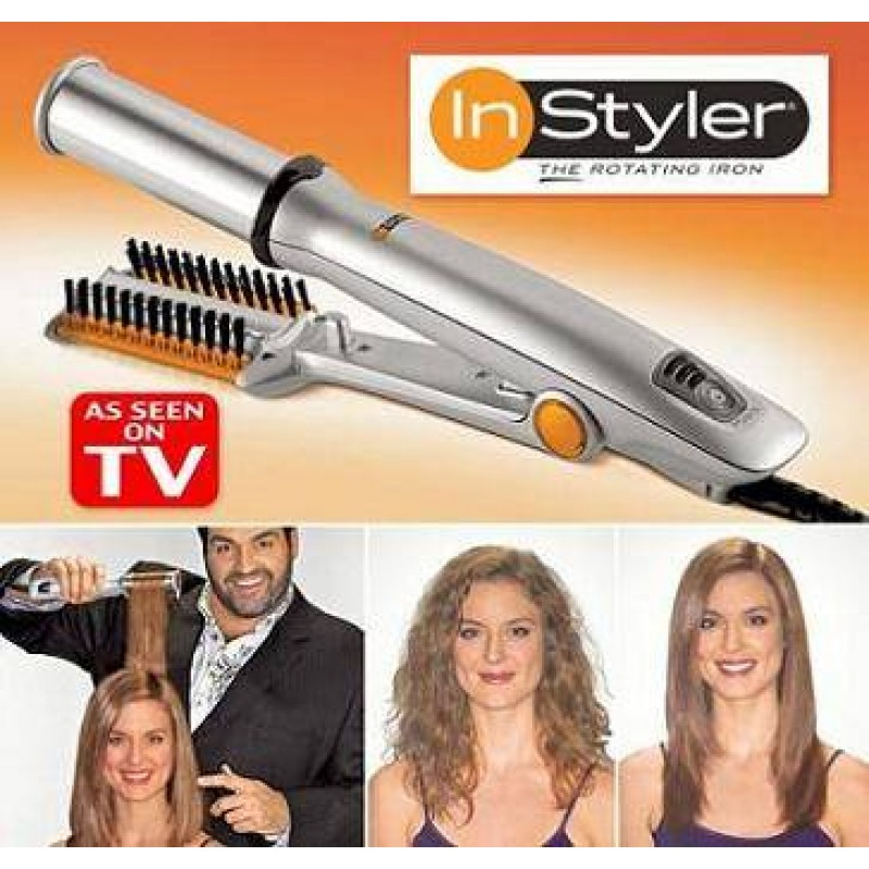 Instyler Rotating Iron Review