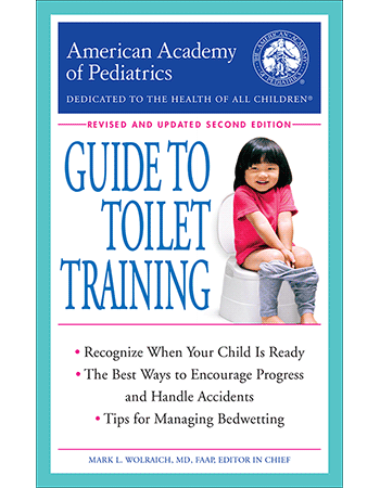 Guide to Toilet Training 2nd Edition Paperback  AAP
