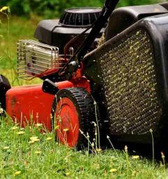 lawn mower [ 1358 x 765 Pixel ]