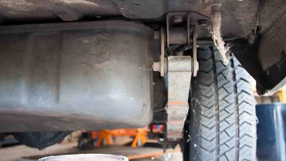 medium resolution of dirty fuel tank
