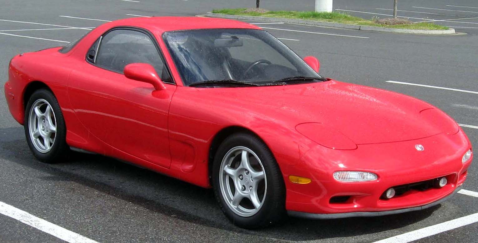 hight resolution of crucial cars 1993 mazda rx 7