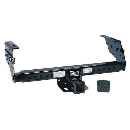 Reese Class III Multi-Fit Towing Hitch, 5,000 lb Gross Towing Weight, 500 lb Tongue Weight - 37042