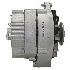 Ac Delco Alternator Wiring Diagram Old Fashioned Acdelco Copper Atom Carquest Remanufactured 63 Amps 7127 12a Advance