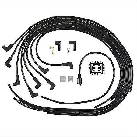 Accel Universal Fit Super Stock 8mm Spiral; Spark Plug