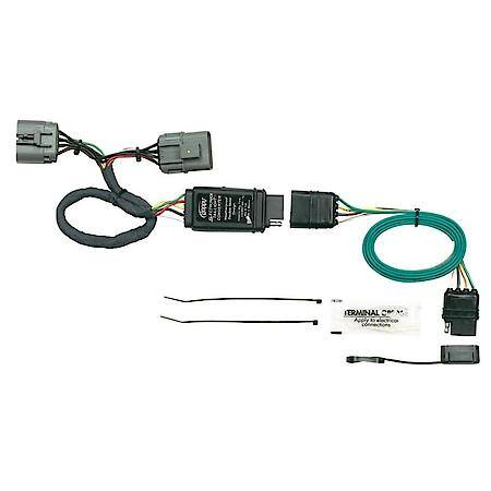 Hopkins Towing Solution Vehicle Wiring Kit 43505: Advance