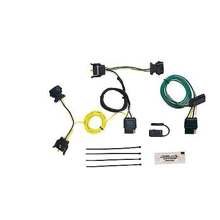 Hopkins Towing Solution Vehicle Wiring Kit 40655: Advance