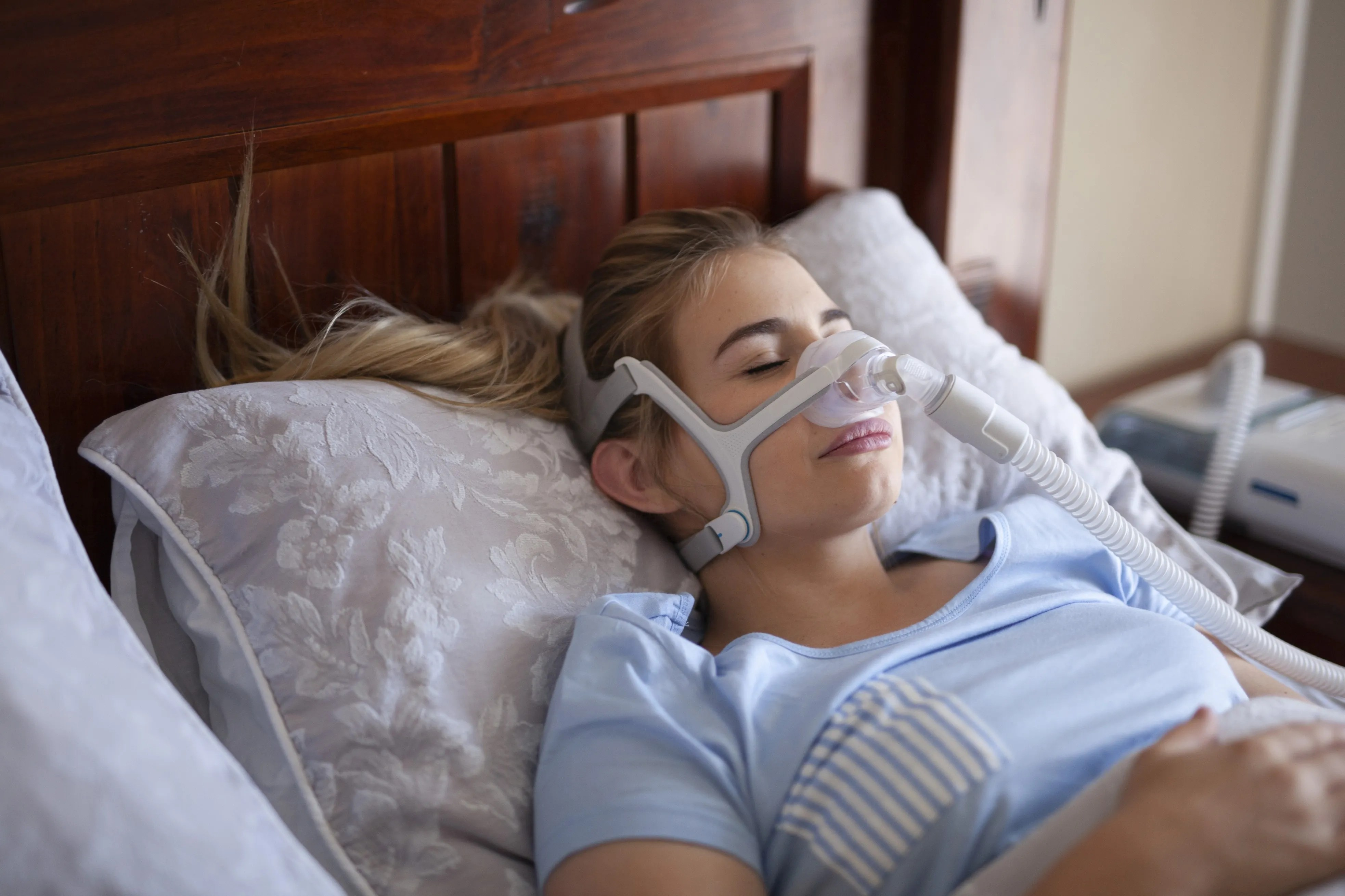 different types of cpap masks how to