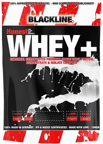 Honest Whey + - 1000g (1 kg) - Blackline 2.0