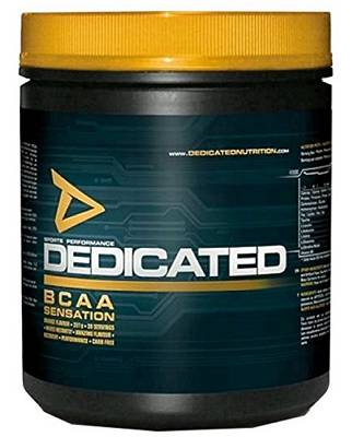 BCAA Sensation - 315g - Dedicated Nutrition