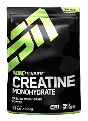 Creapure Creatine Monohydrate - 500g - ESN