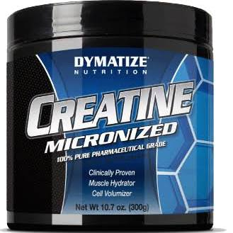 Creatine Micronized - 300g - Dymatize