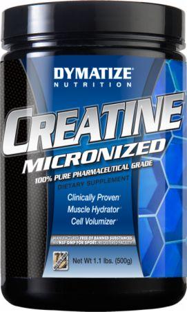 Creatine Micronized - 500g - Dymatize