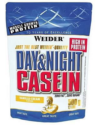 Day & Night Casein - 500g - Weider