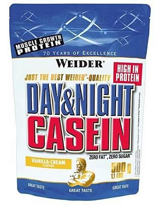 Day & Night Casein - 500g - Weider