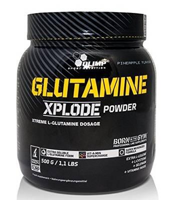 Glutamine Xplode - 500g - Olimp