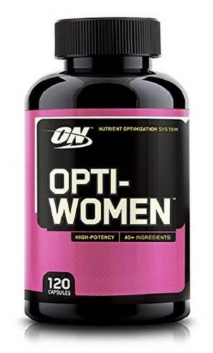 Opti-Women - Multivitamine - 120 Kapseln - Optimum Nutrition