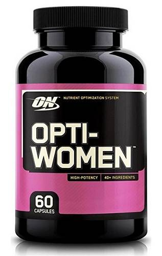 Opti-Women - Multivitamine - 60 Kapseln - Optimum Nutrition