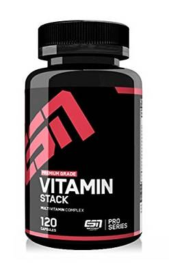 Vitamin Stack - 120 Tabletten - ESN