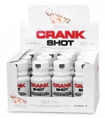 Crank Shot (Booster) - 12 x 60 ml - ESN