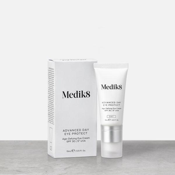 Medik8 Advanced Day Eye Protect SPF30 αντιγήρανση καλλυντικά αντηλιακό ρυτίδες