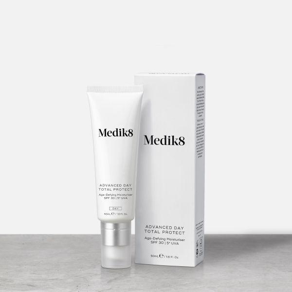 Medik8 Advanced Day Total Protect SPF30 αντιγήρανση ρυτίδες αντηλιακό καλλυντικά