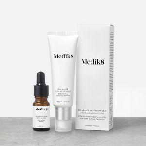 Medik8 Balance Moisturiser with Glycolic Acid Activator απολέπιση ενυδάτωση καλλυντικά