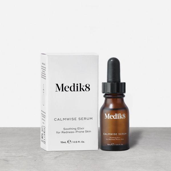 Medik8 Calmwise Serum ερυθρότητα ευρυαγγίες ευαίσθητο δέρμα καλλυντικά