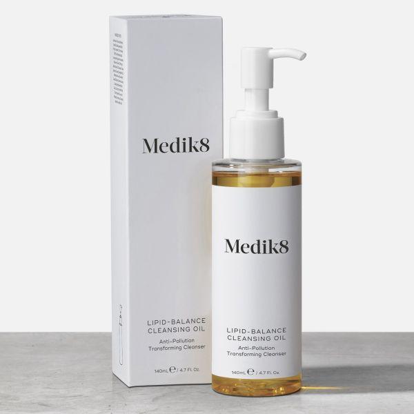 Medik8 Lipid-Balance Cleansing Oil καθαριστικό λάδι αντιγήρανση ενυδάτωση καλλυντικά