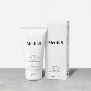 Medik8 Natural Clay Mask καθαριστικό μάσκα καλλυντικό