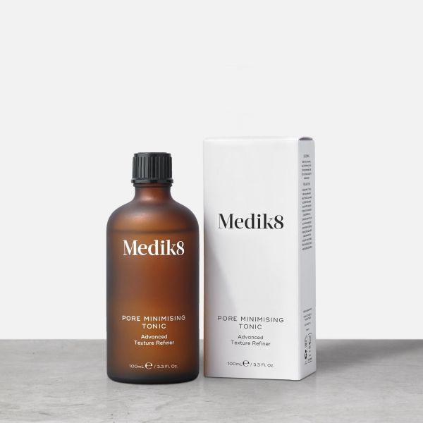 Medik8 Pore Minimising Tonic λοσιόν απολέπιση καθαριστικό καλλυντικά