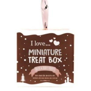 I Love-Christmas Pack Choco Truffle