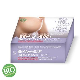 BEMA Breast Plus Intensive (συσκευασία 4 χρήσεων)